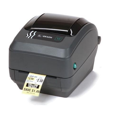 Принтер этикеток – Zebra GK420t