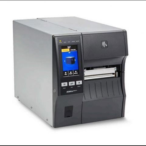 Промышленный принтер этикеток – Zebra ZT411