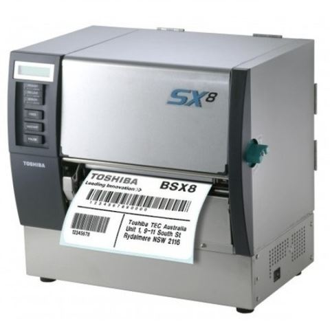 Промышленный принтер – Toshiba B-SX8T