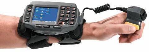 Мобильный компьютер (ТСД) – Zebra WT41N0